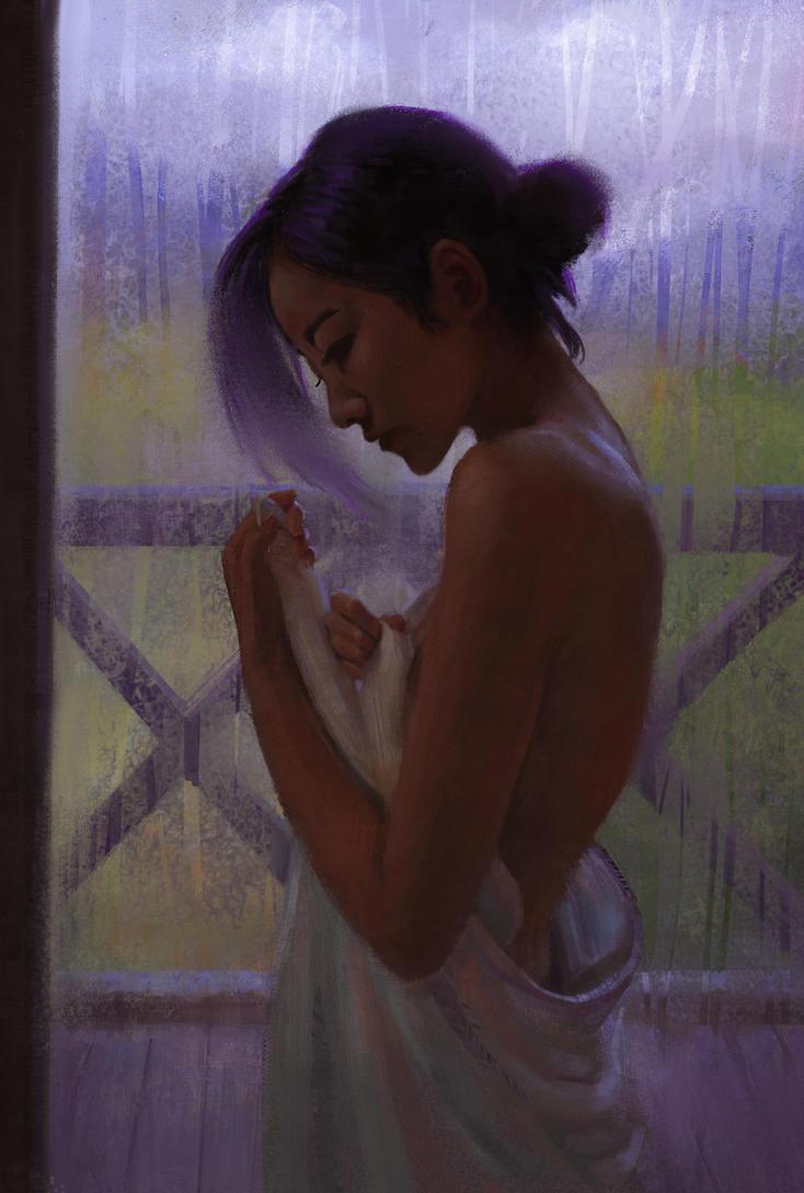 Rain by Aliena85