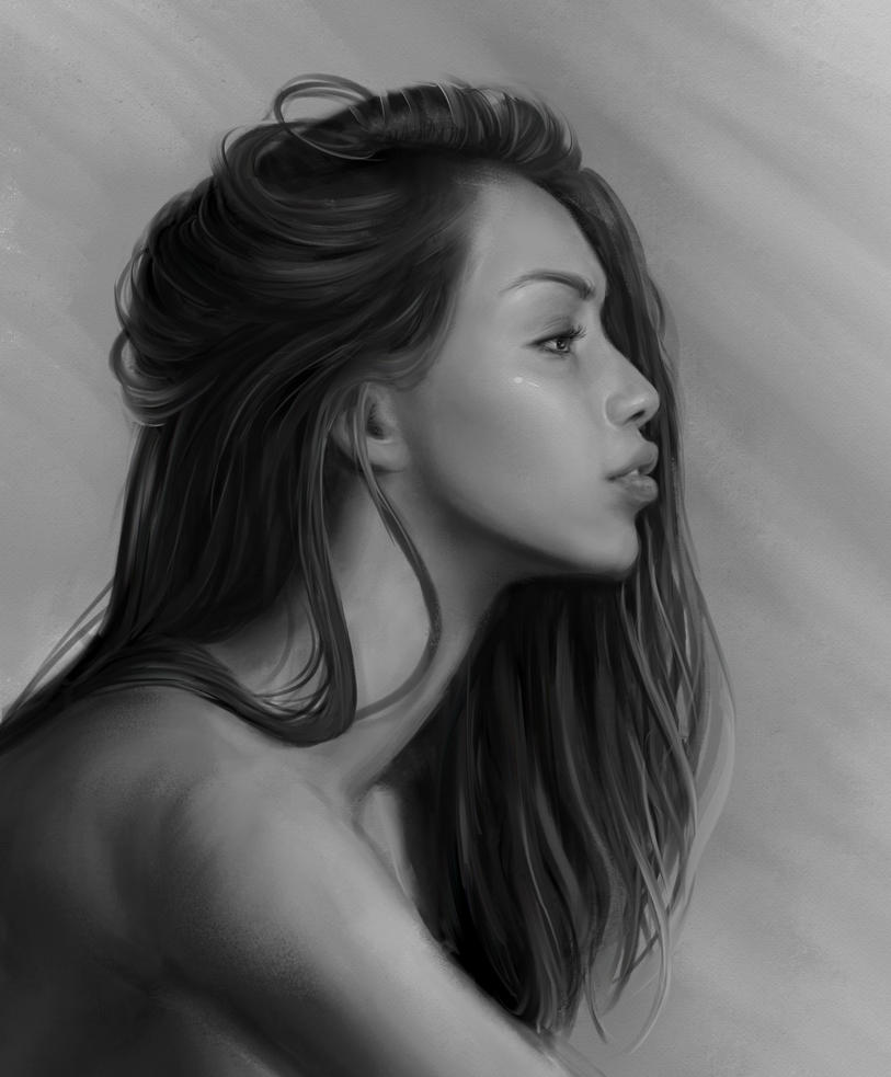 Portrait by Aliena85