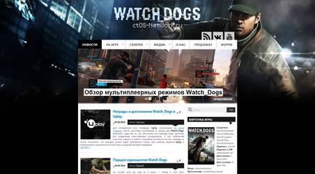 ctOS-Network.ru redesign by Pateytos