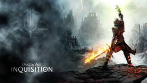 Dragon Age - Inquisitor Wallpaper