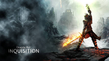 Dragon Age - Inquisitor Wallpaper by Pateytos