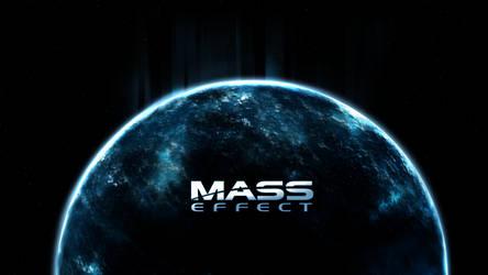 Mass Effect Next - Open Space Wallpaper