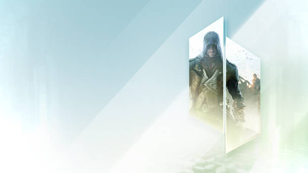 Assassin's Creed Unity Helix Wallpaper