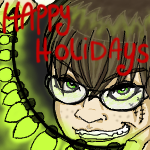 New Penny Holiday Avatar by masqueraderidesagain