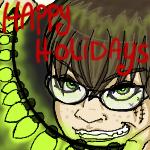 New Penny Holiday Avatar by masqueraderidesagain