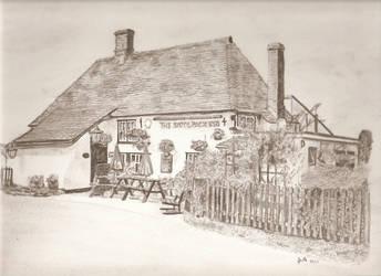 The Woolpack Inn, Brookland, Kent by piggydude
