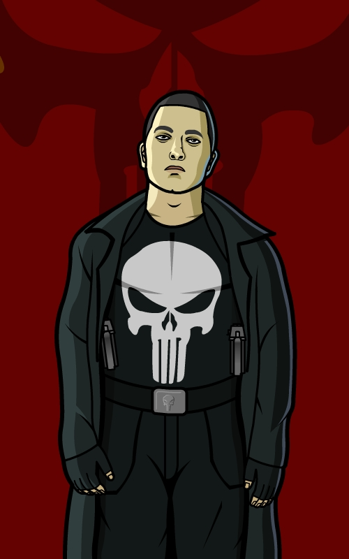 EM The Punisher by and0n