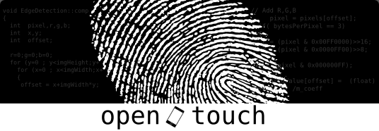 Open Touch Logo by smykes24