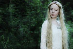 Tolkien: Galadriel by MirroredSilhouettes