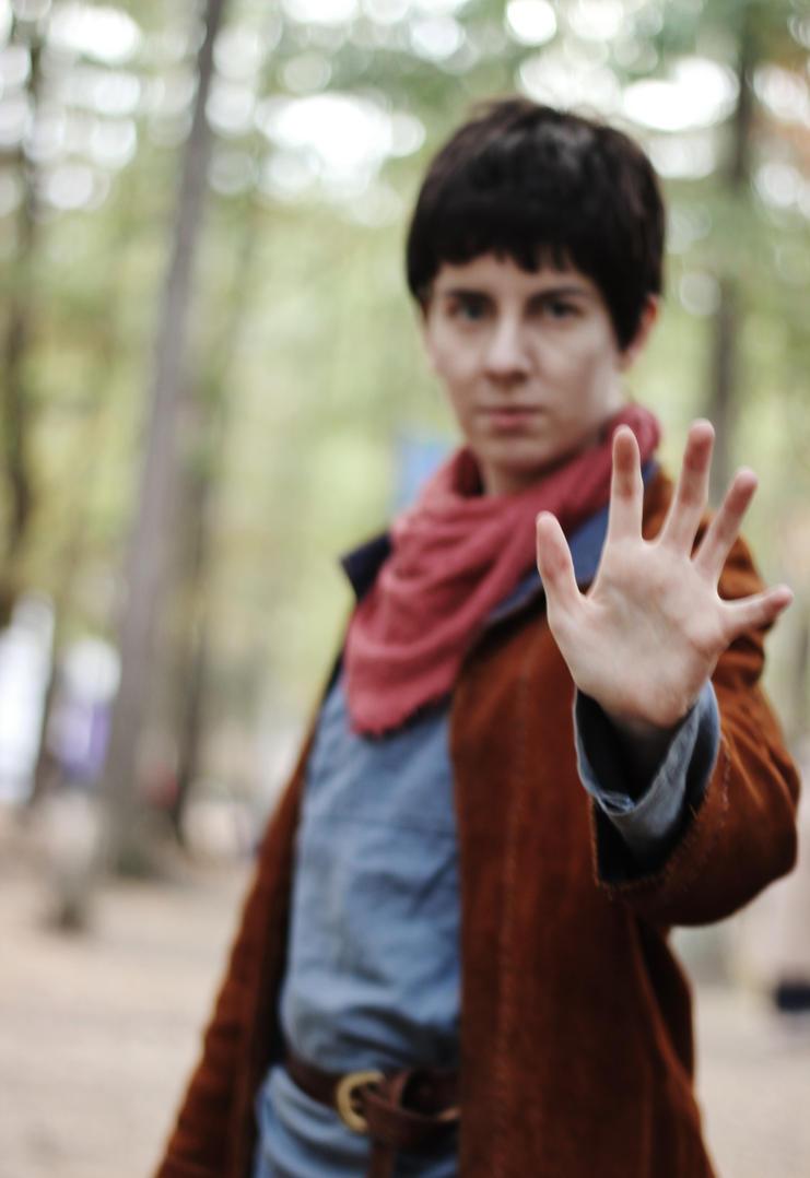 Merlin: Come No Closer by MirroredSilhouettes