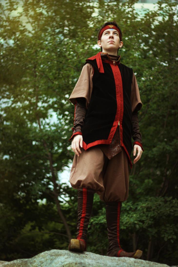Avatar: I'm Ready by MirroredSilhouettes