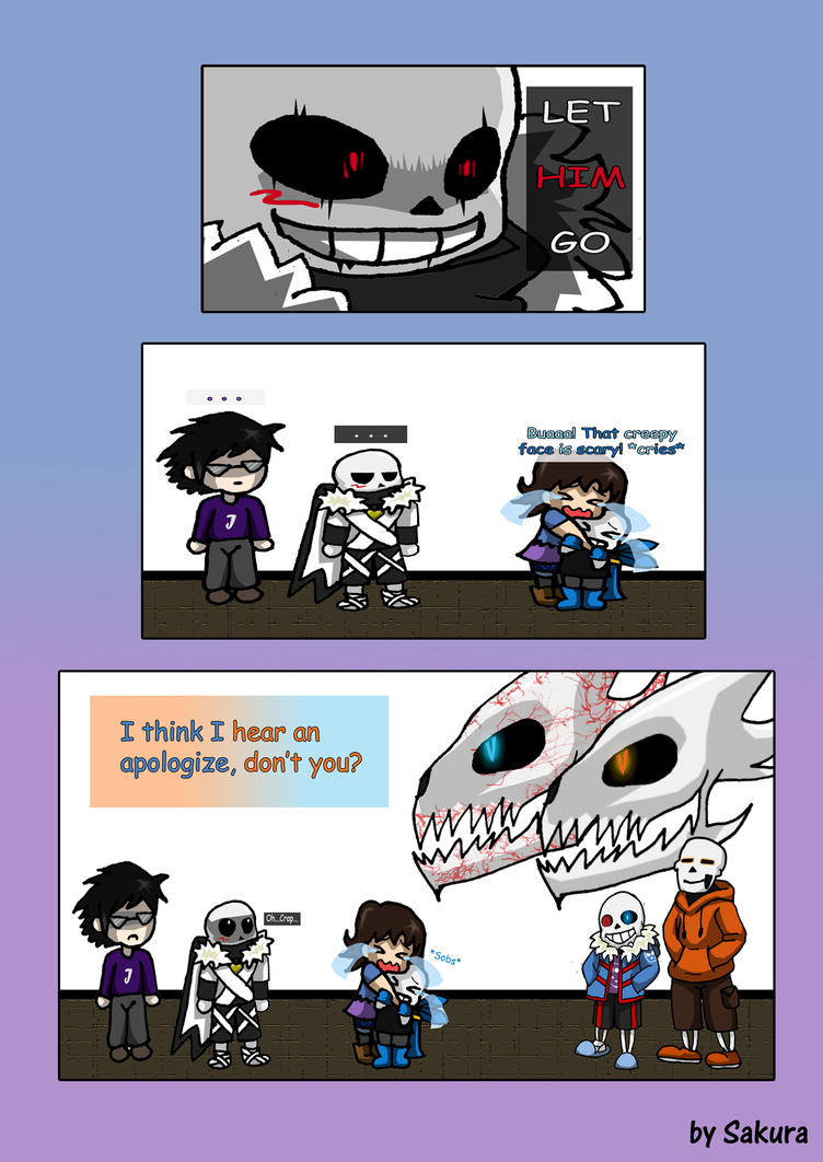 Comic: Fan Girl ...and her guardsman... [Pag 3] by SakuraAtsue