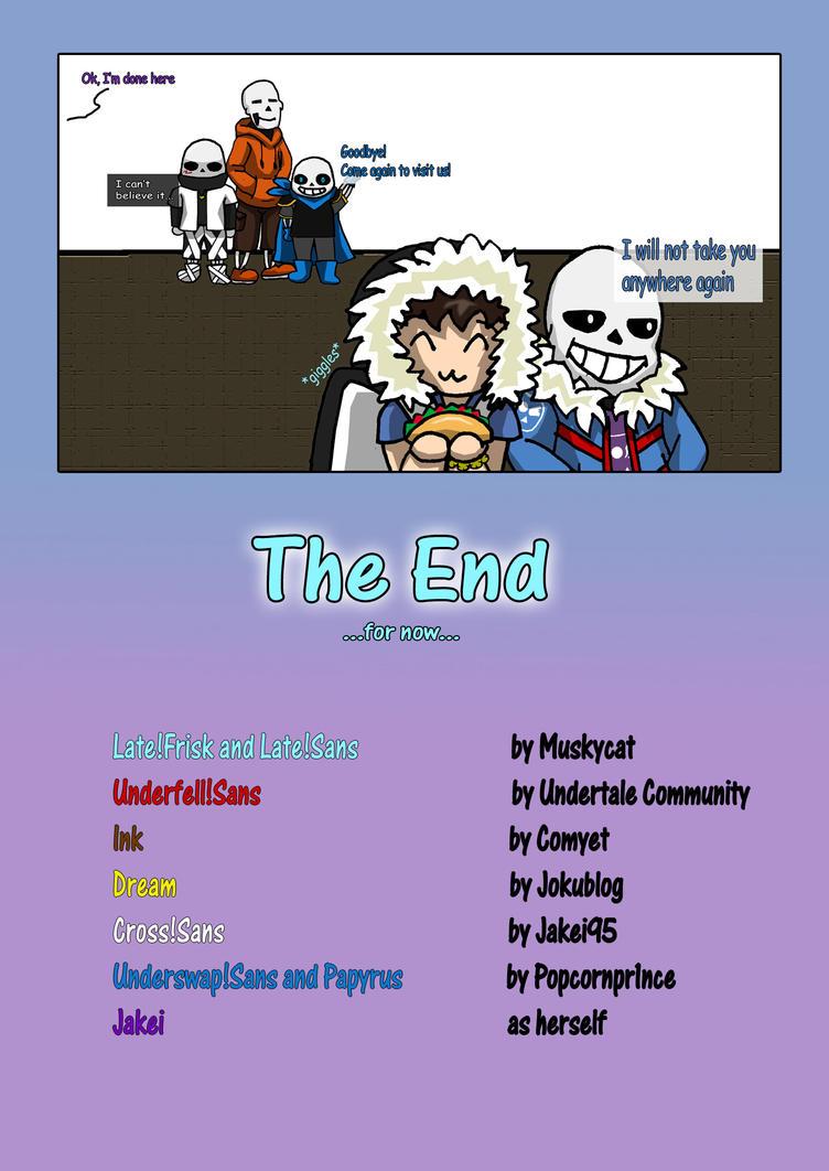 Comic: Fan Girl ...and her guardsman... [Final] by SakuraAtsue