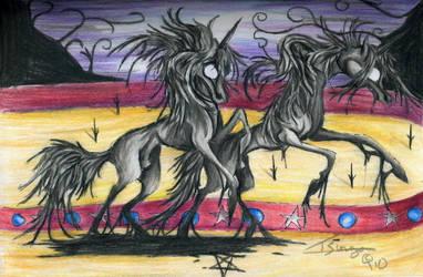 Grey Circus by LittleSkrillexKid