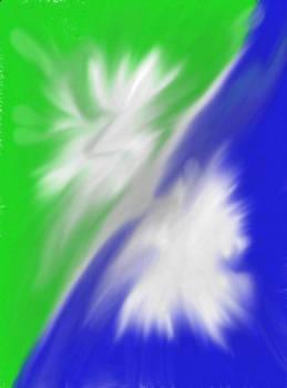 Green Vs. Blue