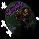 Commission - Keymaster Slasher Poe by Vanum-Chan