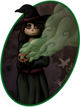 Halloween Contest - Witch