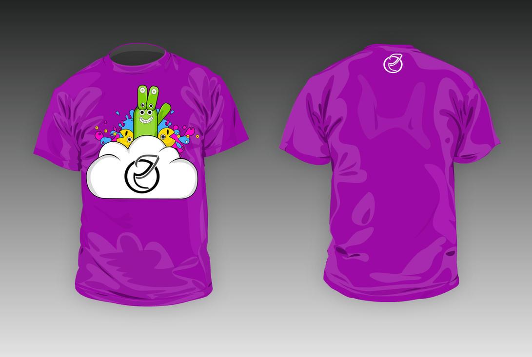 Shirt design games - Fantasy Machine Games T Shirt Design By Spyers