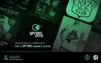 SPYERS ZONE ( WALLPAPER ) by spyers