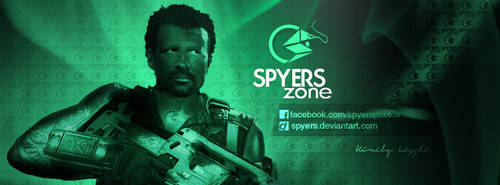 SPYERS ZONE ( NEW FB COVER ) by spyers
