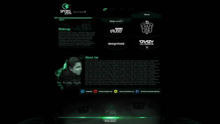 SPYERS ZONE WEB/ INDEX MENU by spyers
