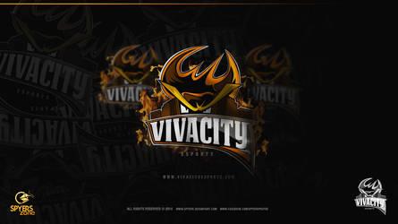 Viva Logo by spyers