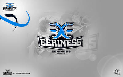 eEriness Logo by spyers