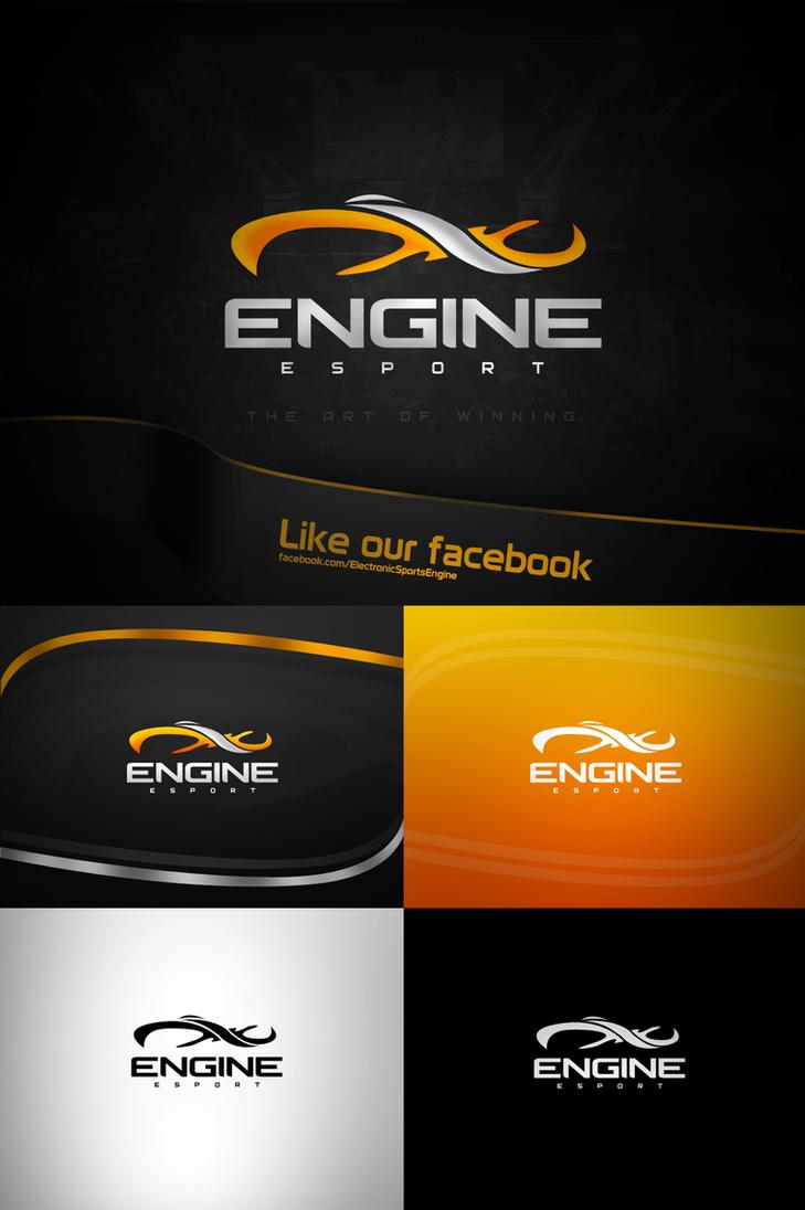 Esport Engine Logo by spyers