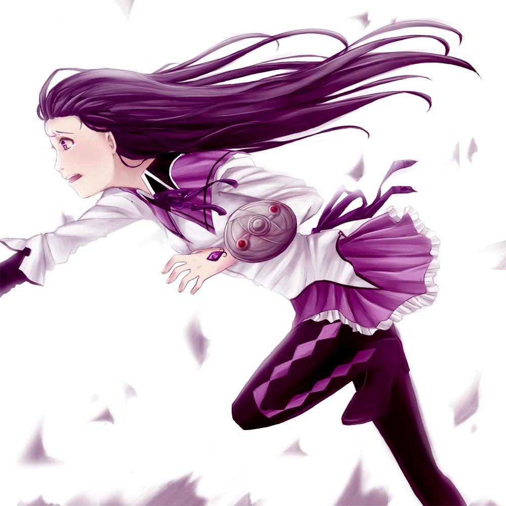Akemi Homura by PoipleMonkee
