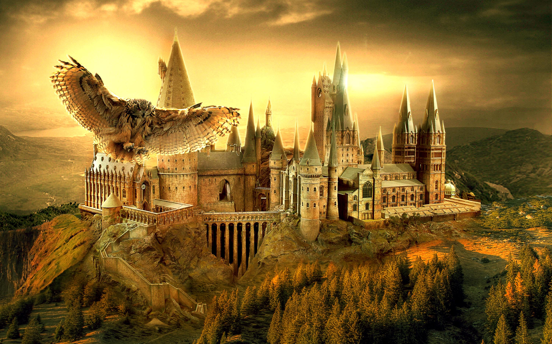 hogwarts wallpaper by sx2 - photo #18