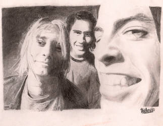 Nirvana by amdris