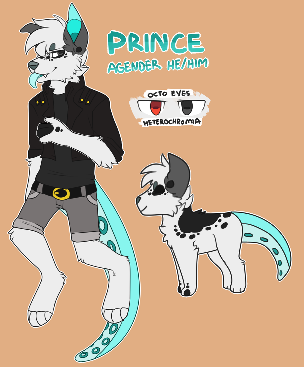 Prince by DOLPHl