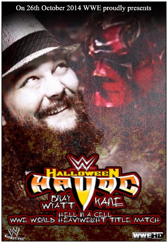 WWE Halloween Havoc by ScottMulhern on DeviantArt