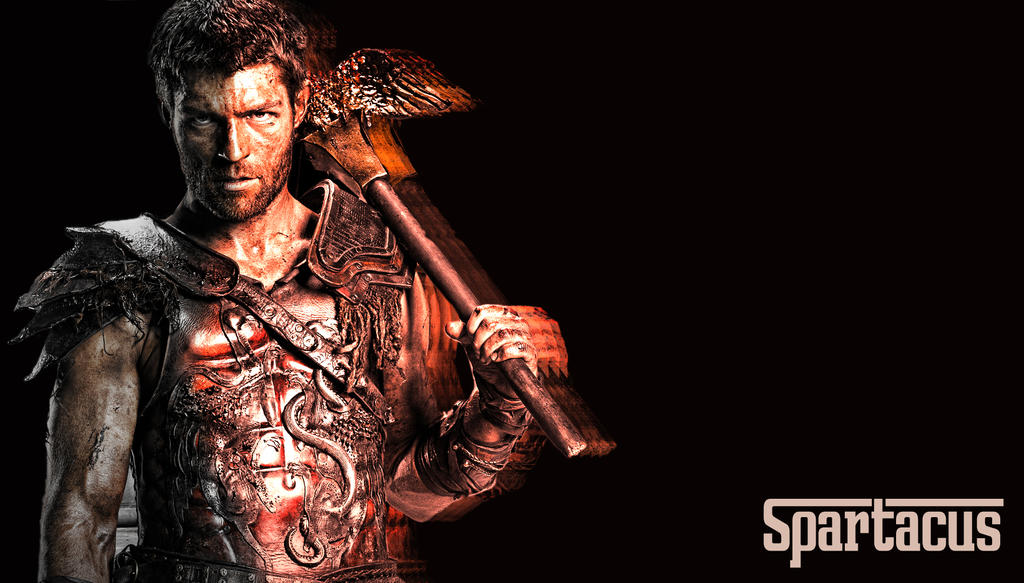 Spartacus wallpaper by ktoll on deviantart - Wallpaper pictures ...