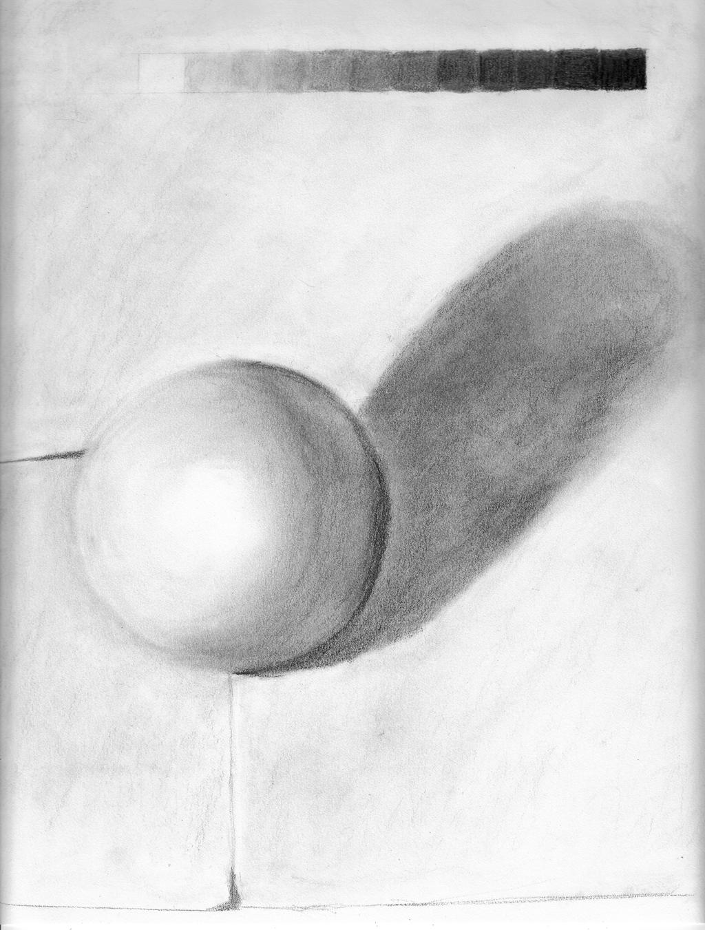 How To Draw Tonal Scale
