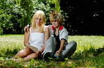 -Namine and Roxas- All You Need Is Love