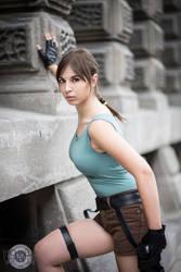 Lara Croft- The Tomb Raider