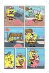 SpongeBob Pitch PG2