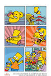 Thumb Wrestling - Page Two (Bart Simpson #89)