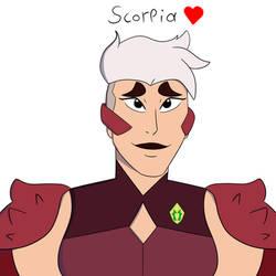 Scorpia by Pinka13