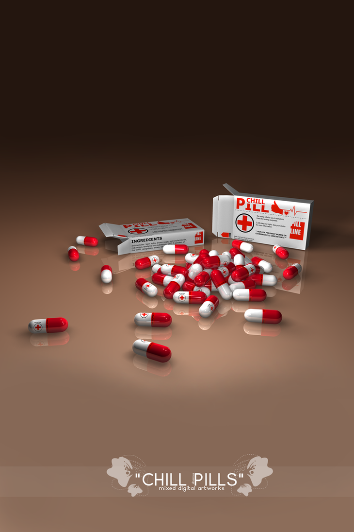 Chill Pills by dronsu