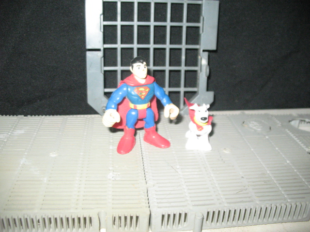 superman and krypto by wotan03