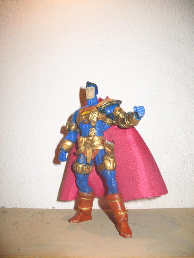 superman hunter/pray by wotan03