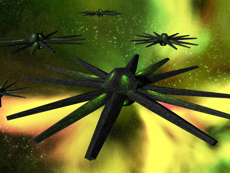 Borg Star by Adramalech