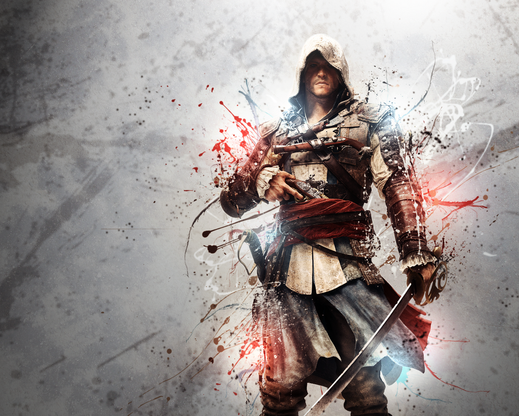 wallpaper assassins creed iv - photo #26