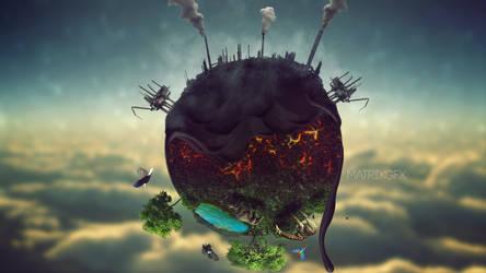 Earth Polution