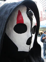 Darth Nihilus Mask by Schizima