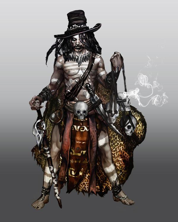 Voodoo Vampire Lord