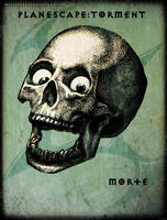 Morte by w1tchbones