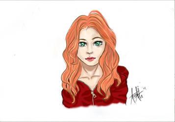 Scarlet Benoit (The Lunar Chronicles)